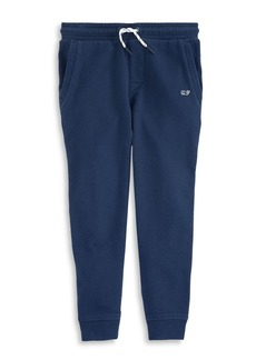Vineyard Vines Boys' Knit Cotton Jogger Pants - Little Kid, Big Kid