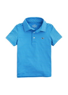 Vineyard Vines Boys' Striped Polo - Little Kid, Big Kid