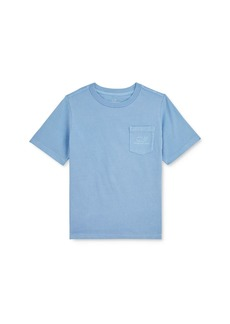 Vineyard Vines Boys' Vintage Whale Pocket Tee - Little Kid, Big Kid