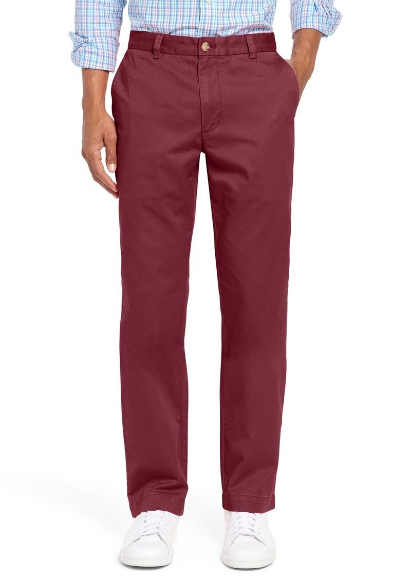 Vineyard Vines 'Breaker' Slim Fit Cotton Twill Pants