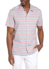 vineyard vines Cabana Regular Fit Stripe Sport Shirt