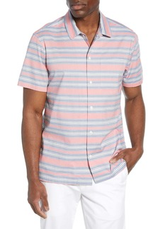 vineyard vines Cabana Regular Fit Stripe Shirt