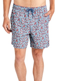 vineyard vines Camo Chappy Swim Trunks