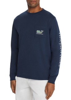 Vineyard Vines Camo Mahi Long-Sleeve Tee