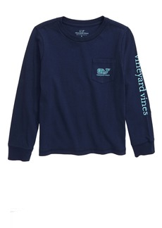 vineyard vines Camo Utility Vehicle Long Sleeve T-Shirt (Toddler Boys & Little Boys)