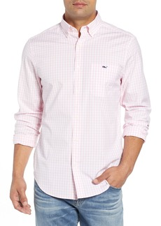 vineyard vines Carleton Classic Fit Gingham Sport Shirt