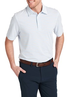vineyard vines Carmel Regular Fit Stripe Performance Polo