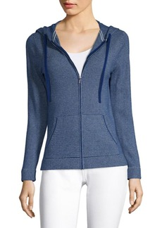 Vineyard Vines Cashmere Hooded Sweater