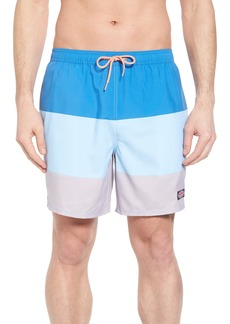 vineyard vines Chappy Island Stripe Swim Trunks