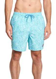 vineyard vines Chappy Sailing the Vineyard Swim Trunks