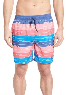 vineyard vines Chappy Whaleline Swim Trunks