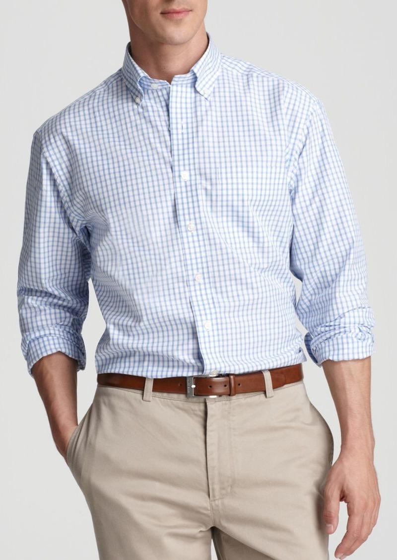 Vineyard Vines Check Murray Classic Fit Button-Down Shirt