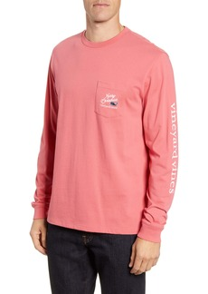 vineyard vines Christmas Tree Pocket T-Shirt