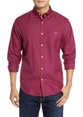 vineyard vines Classic Fit Bentley Gingham Sport Shirt