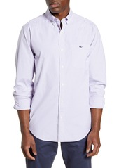 vineyard vines Classic Fit Murray Tattersall Check Button-Down Shirt