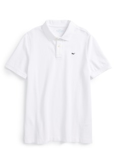 vineyard vines Classic Piqué Cotton Polo (Toddler Boys, Little Boys & Big Boys)