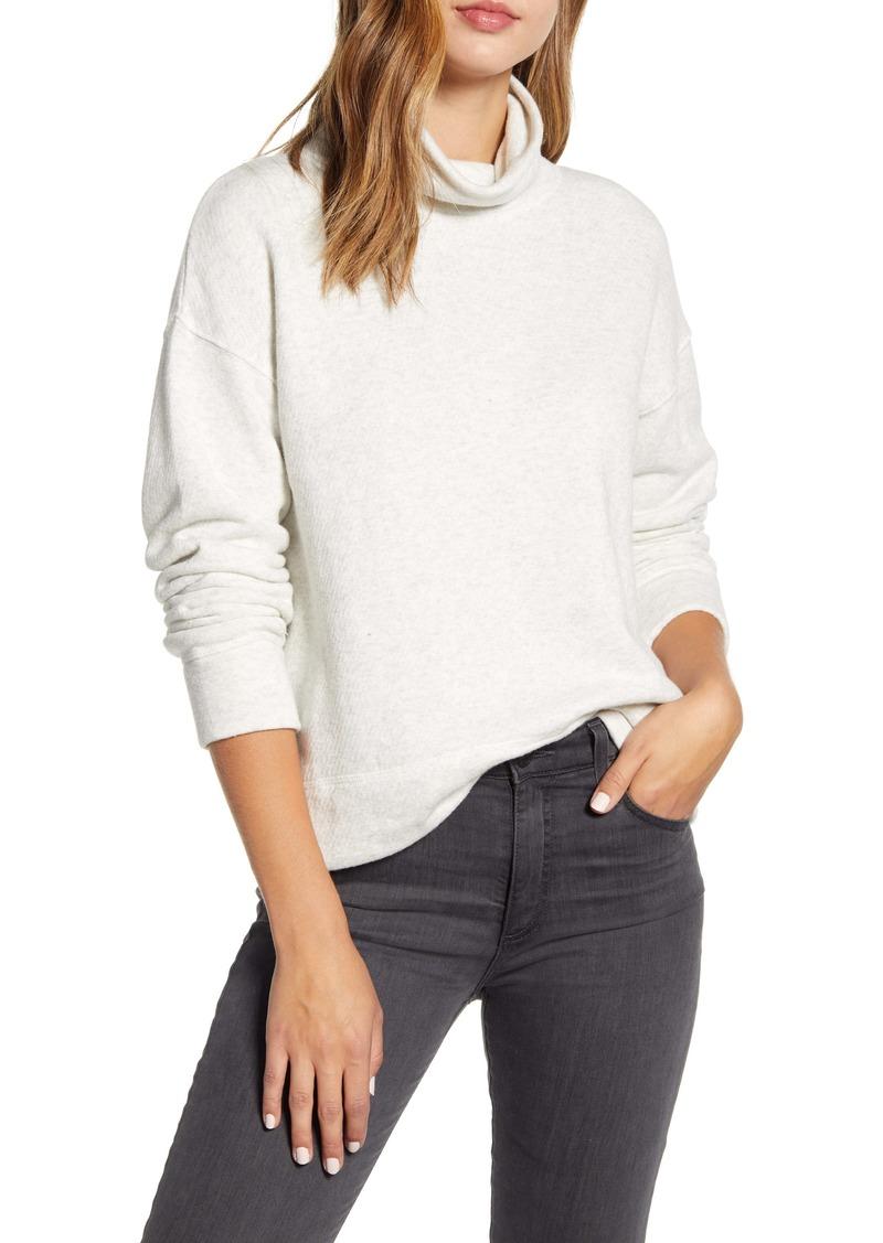vineyard vines Cotton Turtleneck Sweater