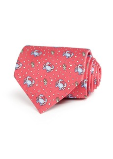 Vineyard Vines Crab Wide Tie