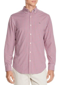 Vineyard Vines Cromwell Check-Print Classic Fit Button-Down Shirt