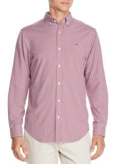 Vineyard Vines Cromwell Check-Print Classic Fit Button-Down Shirt