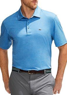 Vineyard Vines Destin Stripe Sankaty Classic Fit Polo Shirt
