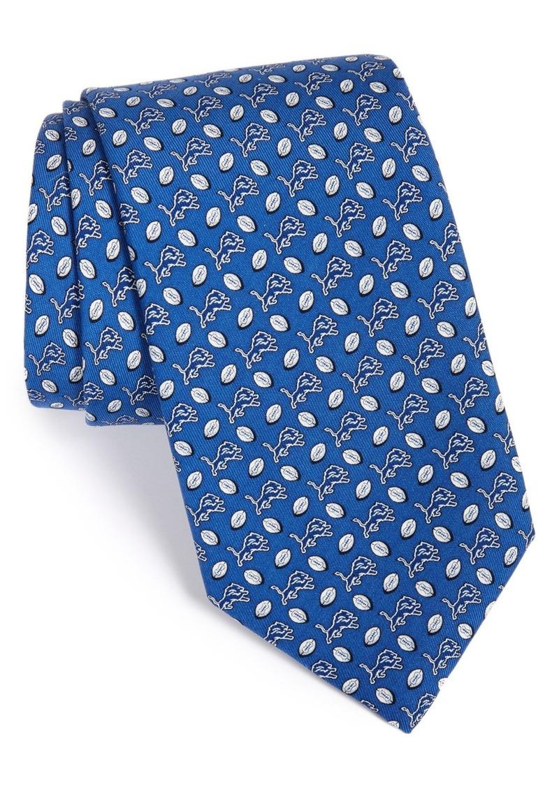 Vineyard Vines 'Detroit Lions - NFL' Woven Silk Tie