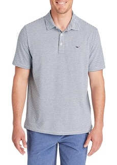 vineyard vines Edgartown Calebs Feeder Stripe Polo