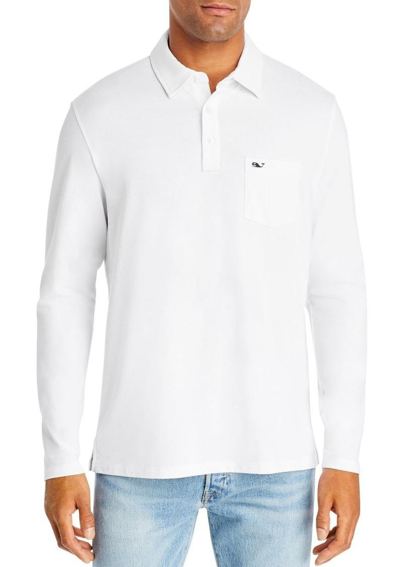 Vineyard Vines Edgartown Long-Sleeve Polo Shirt