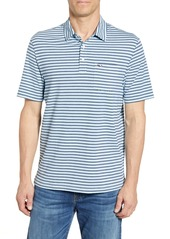 vineyard vines Edgartown Regular Fit Feeder Stripe Polo