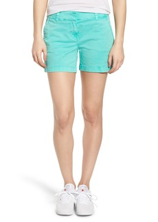 vineyard vines Everyday Stretch Cotton Shorts