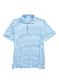 vineyard vines Feeder Stripe Performance Polo (Toddler Boys, Little Boys & Big Boys)