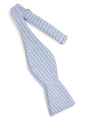 Vineyard Vines 'Fineline' Seersucker Bow Tie