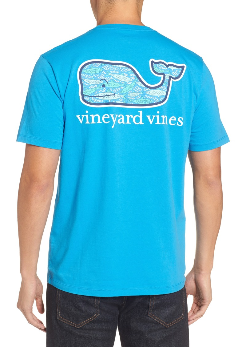 Vineyard vines vineyard vines fish scale whale fill pocket for Fish scale shirt