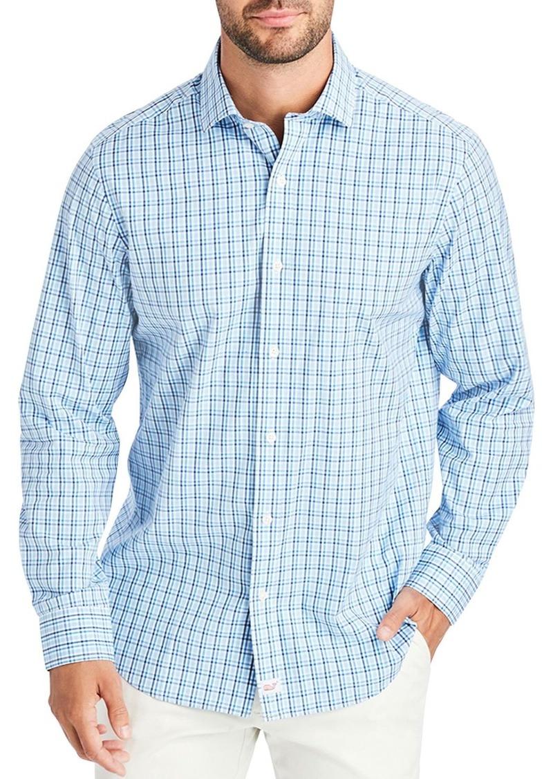 Vineyard Vines Fjord Tucker Classic Fit Shirt
