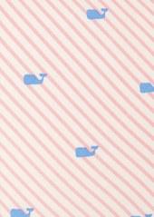 Vineyard Vines 'Flag Whale' Print Silk Tie