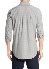 Vineyard Vines Gardiners Tucker Classic Fit Check Sport Shirt