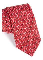 vineyard vines Georgia Bulldogs Silk Tie