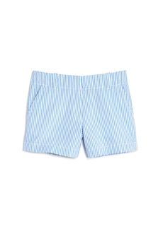 Vineyard Vines Girls' Seersucker Shorts - Big Kid