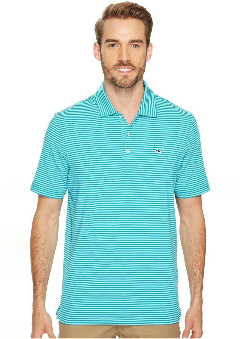 50b2943f Vineyard Vines Performance Kennedy Stripe Polo | Casual Shirts