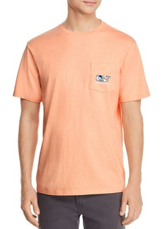 Vineyard Vines Guana Floral-Logo-Print Graphic Pocket Tee