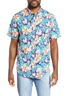 vineyard vines Guana Floral Murray Regular Fit Sport Shirt