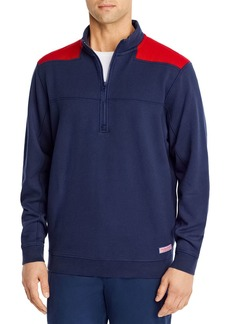 Vineyard Vines Half Zip Pullover Jacket
