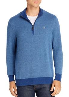 Vineyard Vines Half-Zip Sweater