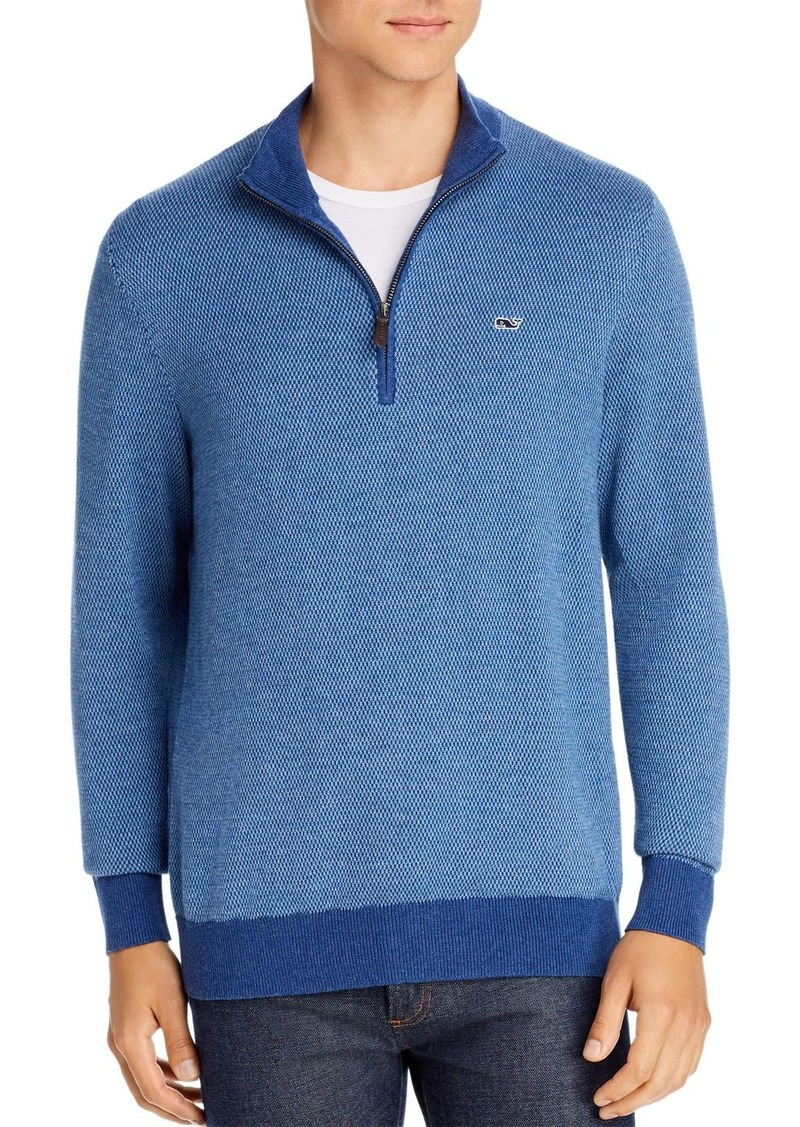 Vineyard Vines Half-Zip Sweater