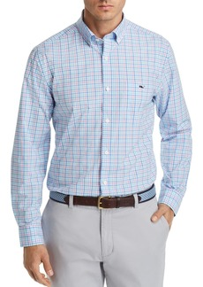Vineyard Vines Hamlin Pond Plaid Classic Fit Button-Down Shirt - 100% Exclusive
