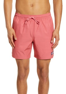 vineyard vines Herringbone Chappy Swim Trunks