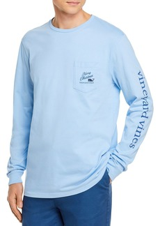 Vineyard Vines Holiday Graphic Tee