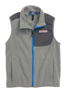 vineyard vines Honeycomb Heritage Vest (Big Boys)