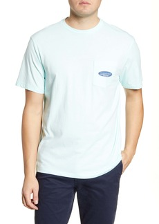 vineyard vines Island Herringbone Pocket T-Shirt