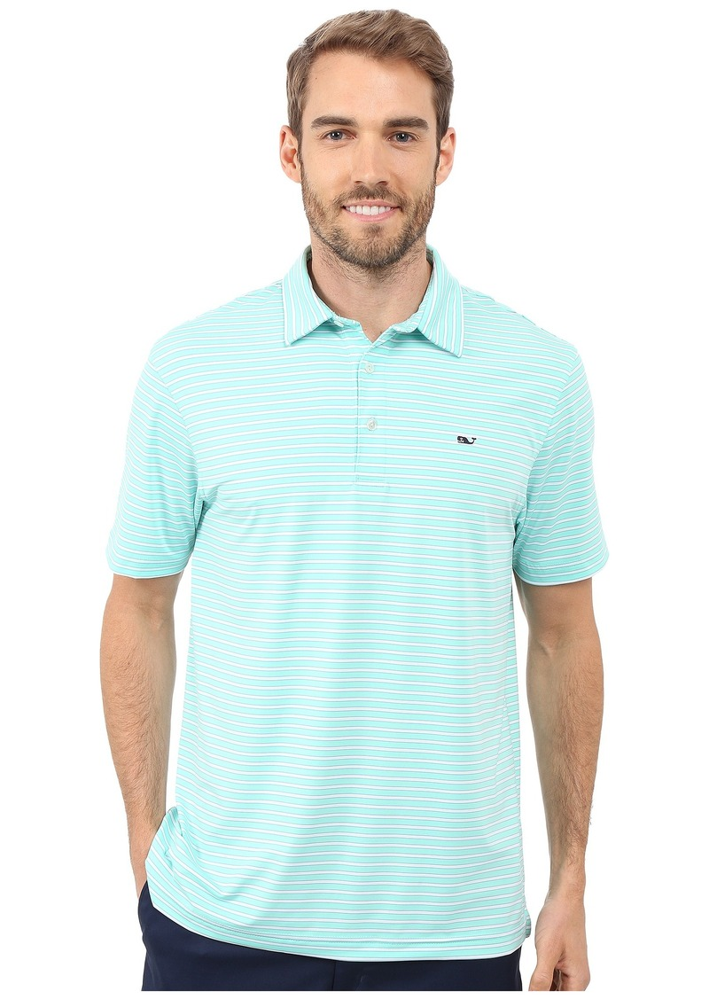 Vineyard Vines Jive Stripe Polo